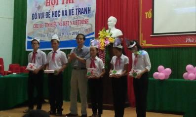 Vườn quốc gia Bạch Mã tổ chức Hội thi đố vui để học với chủ đề