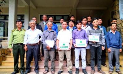 Vườn quốc gia Bạch Mã hỗ trợ xây dựng công trình công cộng và phát triển sinh kế cho cộng đồng dân cư vùng đệm