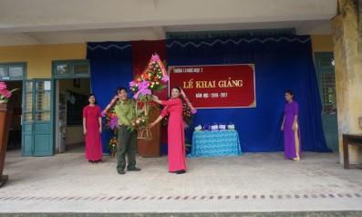 Vườn quốc gia Bạch Mã tổ chức Lễ ra mắt Câu lạc bộ Kiểm lâm tí hon nhân ngày khai giảng năm học mới