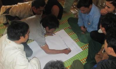 Vườn quốc gia Bạch Mã tổ chức tuyên truyền nâng cao nhận thức về bảo tồn cho cộng đồng dân cư các xã vùng đệm