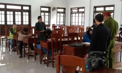 Vụ việc chống người thi hành công vụ tại Vườn quốc gia Bạch Mã: các đối tượng đã bị bắt tạm giam để điều tra, xét xử